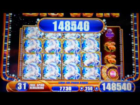 Mystic Unicorn @ MD Live Mega Win