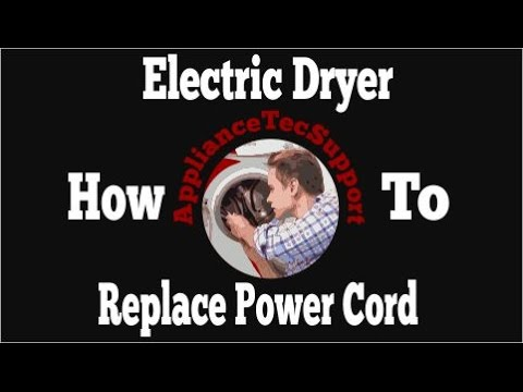 hqdefault how to change a 3 prong dryer power cable to 4 prong youtube  at soozxer.org