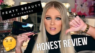 NEW FENTY BEAUTY GALAXY COLLECTION | HONEST AF REVIEW + TUTORIAL & SWATCHES