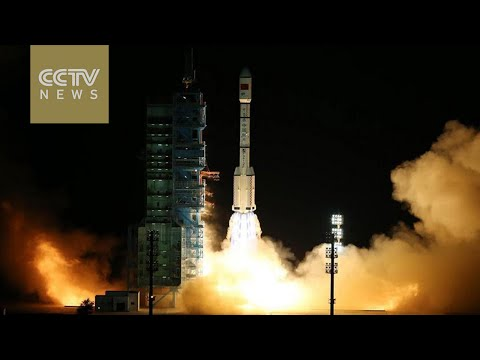 NASA closely watches China's Tiangong-2 space lab launch