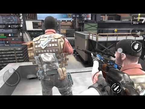 Я с своим другом играл в игру Modern Ops