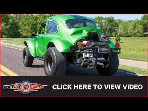 1969 Volkswagen Baja Bug Turbo (SOLD)