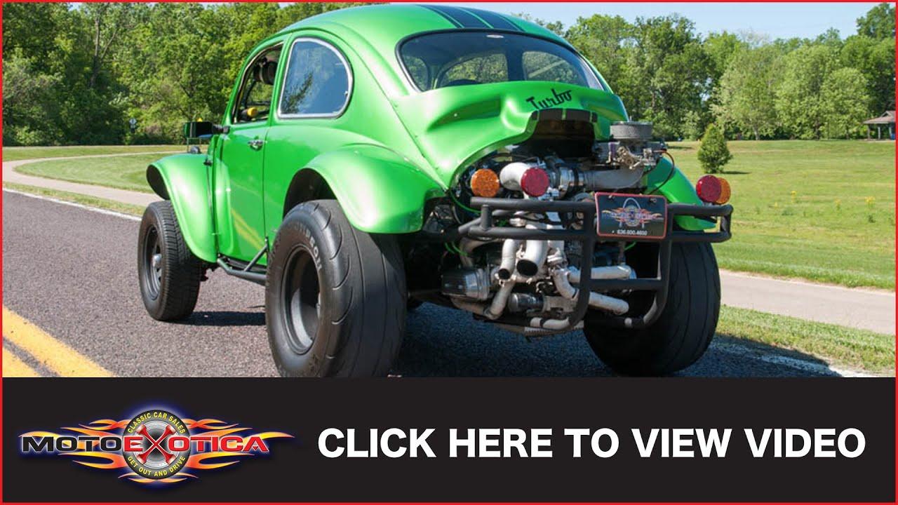 hight resolution of 1969 volkswagen baja bug turbo sold