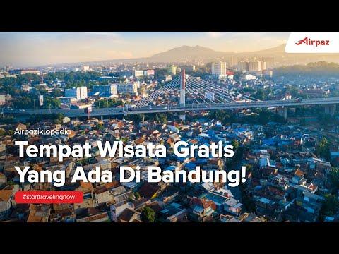 5 Tempat Wisata Gratis Yang Ada Di Bandung!