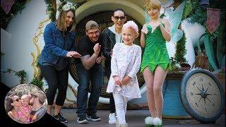 We played Peter Pan's favorite games with Tinker Bell!   Disneyland vlog #81