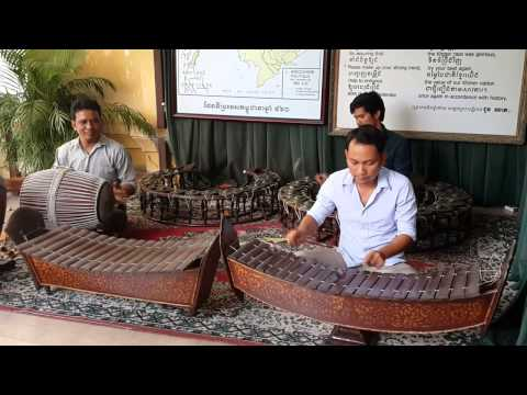 Cambodia Traditional Music 2 - music - Khmer music - Cambodian music - Cambodian traditional music
