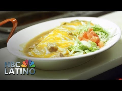 Search For The Perfect Burrito: Colorado's Spicy, Smothered Goodness | NBC Latino | NBC News