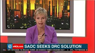 Tonight with Jane Dutton | DRC Post election turmoil | 17 January 2019
