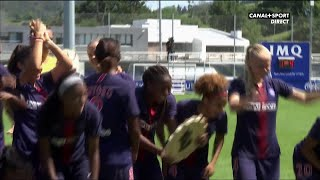 Late Inside - Le PSG au féminin