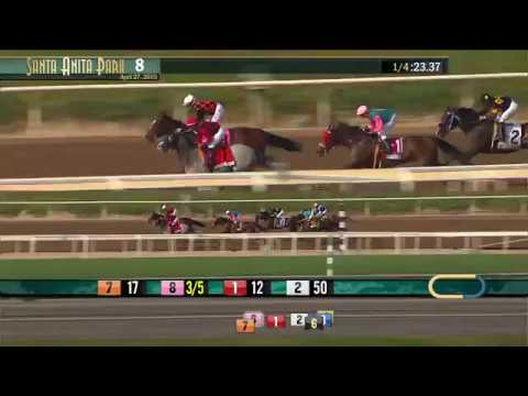 Santa Margarita Stakes (Grade II) April 27, 2019