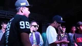 Jenesh Vs Onie - Raw Barz | Grand Finale (Rap Battle for 3rd Place)