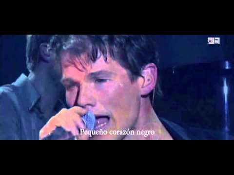 A -ha Little Black Heart   Subtitulos español