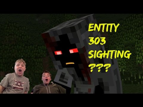 ENTITY 303 SIGHTING?!?!?!?!?!?!?