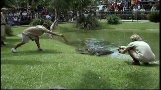 Australia Zoo VIP tour...