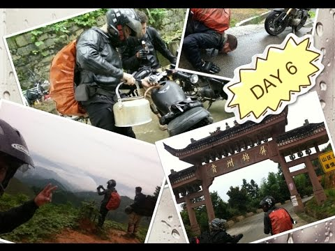 Day 6 - Scouting Southern China