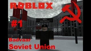 ROBLOX - France Badvaar, L'Union Soviétique: Superviseur me regarder!