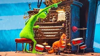 The Grinch Official Trailer #3 (2018) HD