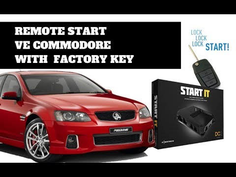 VE Remote Start Installation Guide | Carbon Car Systems