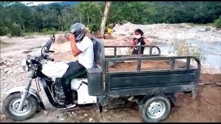 Motocarguero Fernández: rápido mejor que perfecto