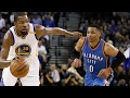 Kevin Durant Rude Welcome from OKC?