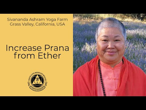Increase 🌷Prana From 🚀Ether