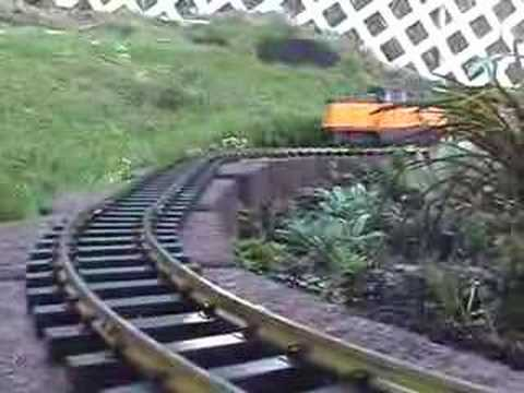 Garden Railroad – Halekoa Summit RR
