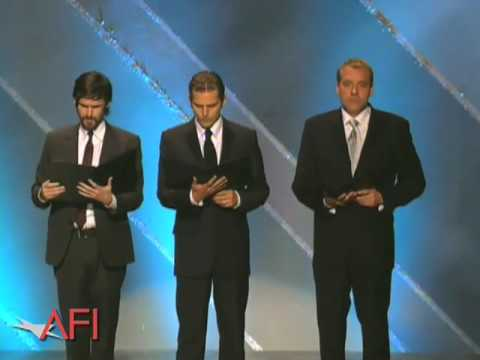 A  From SAVING PRIVATE RYAN at the Tom Hanks AFI Life Achievement Award