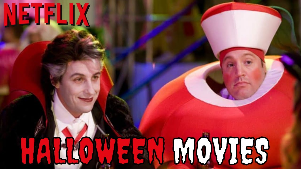 Best Halloween movies and shows on Netflix - TODAY