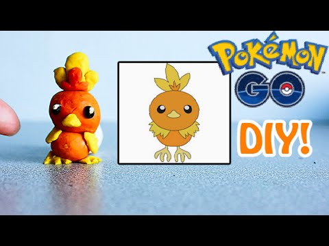 Pokemon gos torchic diy from modelling clay do it yourself craft pokemon gos torchic diy from modelling clay do it yourself craft tutorial solutioingenieria Image collections