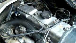 Hyundai H100, 2001,D4BF ENGINE