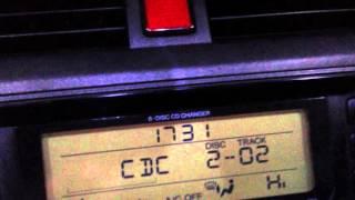 Снятие кнопки аварийной сигнализации (аварийки)