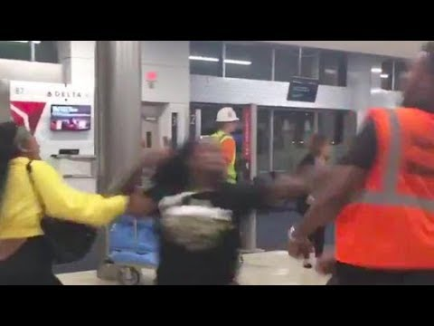 Adam Pacman Jones Attacked at Airport By Airport Employee
