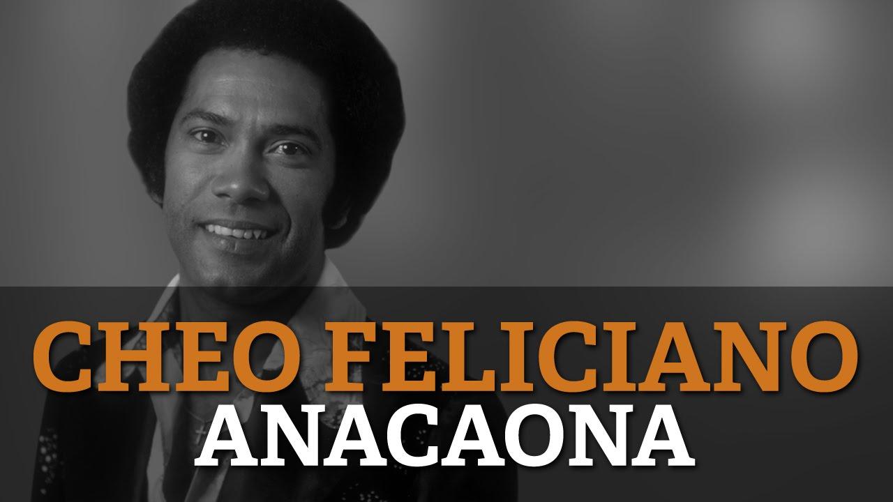 Cheo Feliciano - The Regalo Me Sabor Criollo