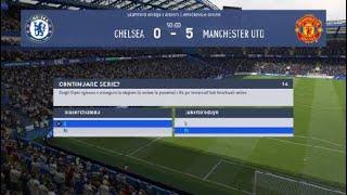 « Division Elite » ~ Chelsea 0 - 5 Manchester United { 14° Giornata }