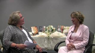 Deeanne Gist visits with ChristianBook.com Fiction Editor