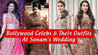 Kareena Kapoor, Jacqueline Fernandez Finalize Their Dress For Sonam Kapoor's Wedding