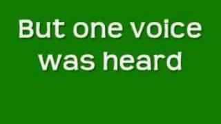 Video Billy Gilman - One Voice (Lyrics) download MP3, 3GP, MP4, WEBM, AVI, FLV Juli 2018