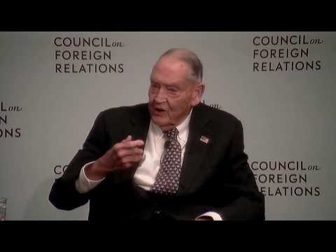 Clip: Vanguard Founder John C. Bogle on a Stock Market Correction