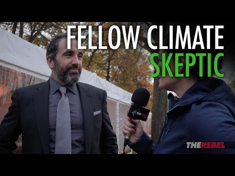 Skeptic pranks Greenpeace at UN Climate Conference