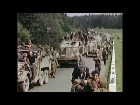 Czechoslovakia 1945 Color Film