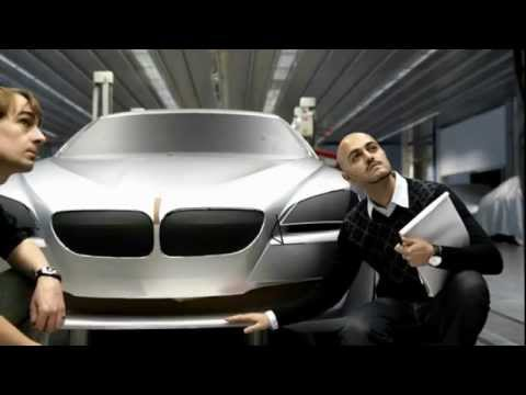 BMW 6 Series Gran Coupe Design Process