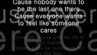 Nickelback - Gotta Be Somebody Lyrics