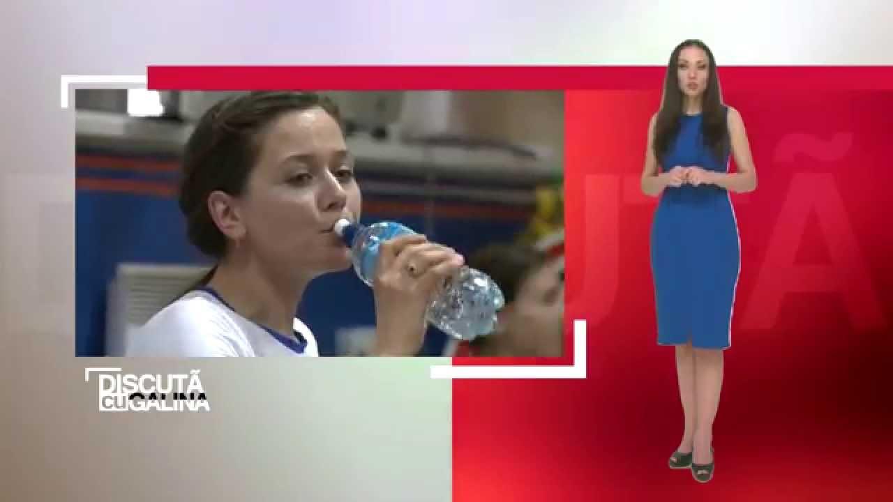 Discută cu Galina: Cum te ajută apa să slăbeşti