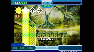 "Stepmania: ""Starburst (Original Mix)"" [CHALLENGE]"