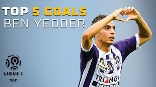 Wissam Ben Yedder - Top 5 Goals