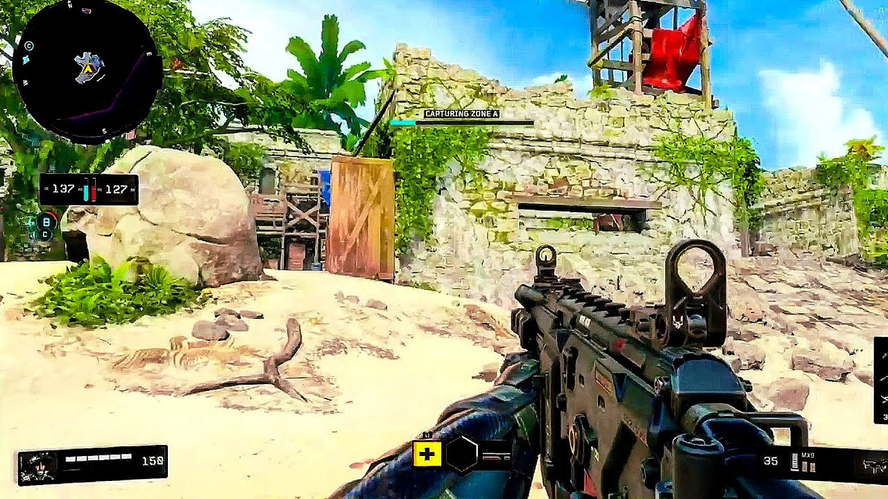 Call of Duty Black Ops 4 - E3 2018 Gameplay Demo