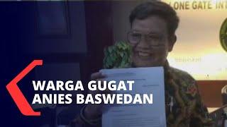 Warga Gugat Anies Baswedan, Tim Advokasi: Gubernur DKI Dinilai Gagal Menangani Banjir