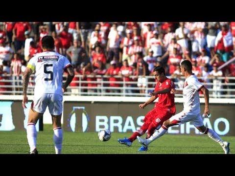 CRB 0 x 1 Vitória - Série B 2019