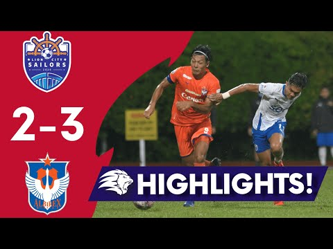 Lion City Albirex Niigata Goals And Highlights