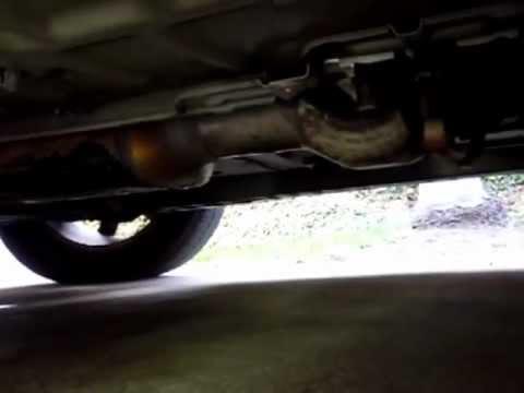 2003 Buick Regal LS Downstream Oxygen Sensor Location ...